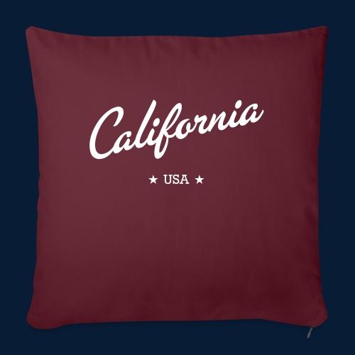 California - Sofakissenbezug 44 x 44 cm