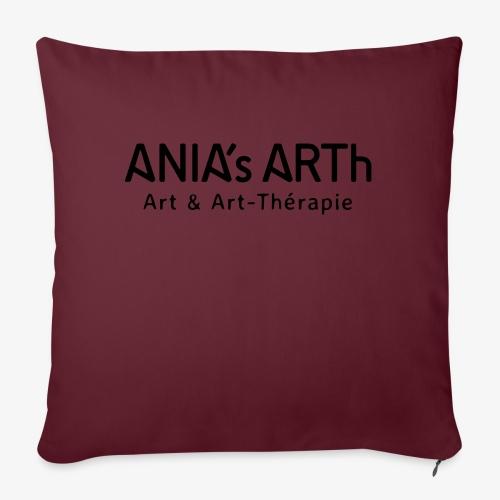 ANIA's ARTh Logo - Sofakissenbezug 44 x 44 cm