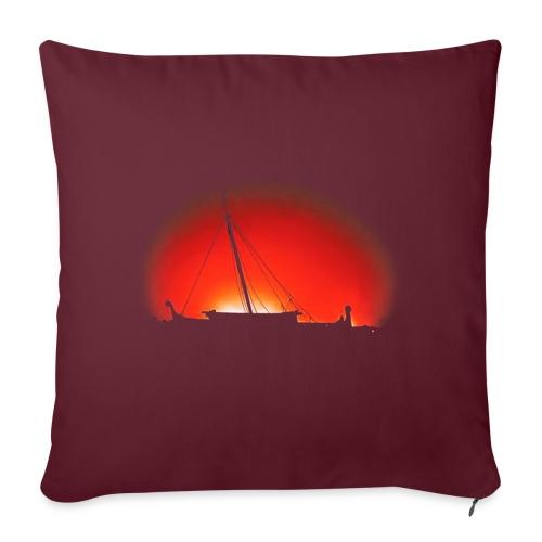 Bear Sunset - Sofa pillowcase 17,3'' x 17,3'' (45 x 45 cm)