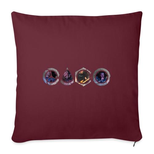 Mask NBG - Sofa pillowcase 17,3'' x 17,3'' (45 x 45 cm)