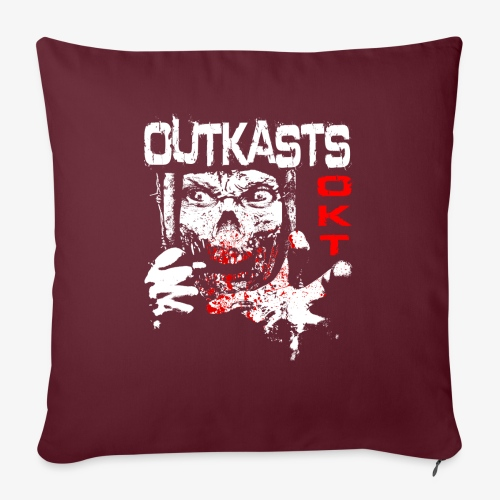Outkasts Scum OKT Front - Sofa pillowcase 17,3'' x 17,3'' (45 x 45 cm)