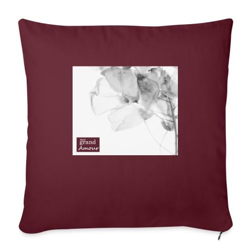 petale mongrandamour - Housse de coussin décorative 45x 45cm