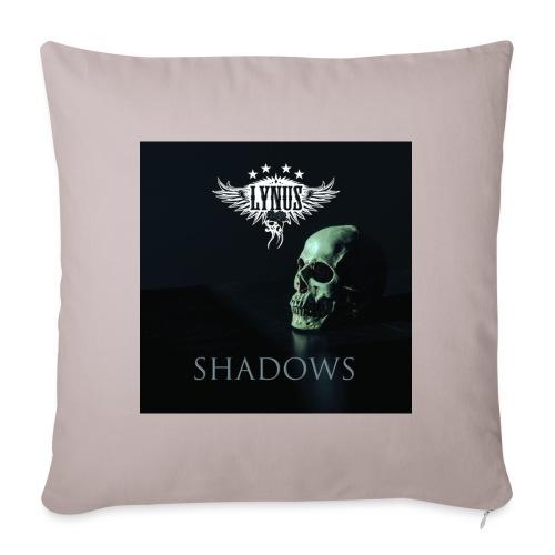 Lynus Shadows EP Art Promo Design - Sofa pillowcase 17,3'' x 17,3'' (45 x 45 cm)