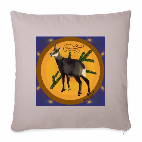 The chamois - Sofa pillowcase 17,3'' x 17,3'' (45 x 45 cm)