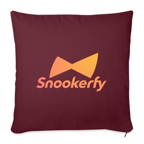 Snookerfy - Sofa pillowcase 17,3'' x 17,3'' (45 x 45 cm)
