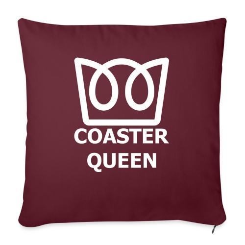 Coaster Queen - Sofa pillowcase 17,3'' x 17,3'' (45 x 45 cm)