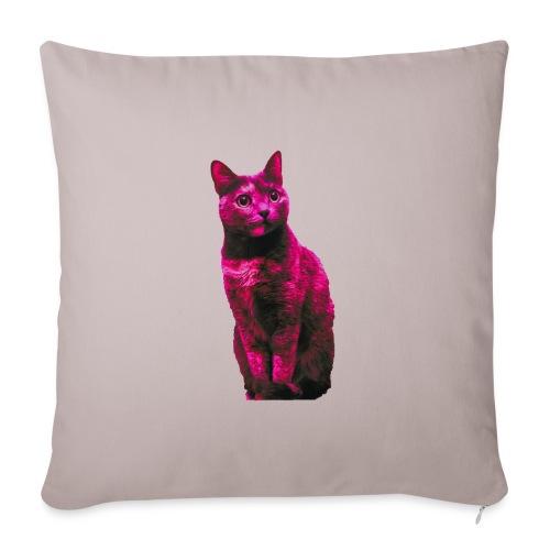 Gatto - Copricuscino per divano, 45 x 45 cm