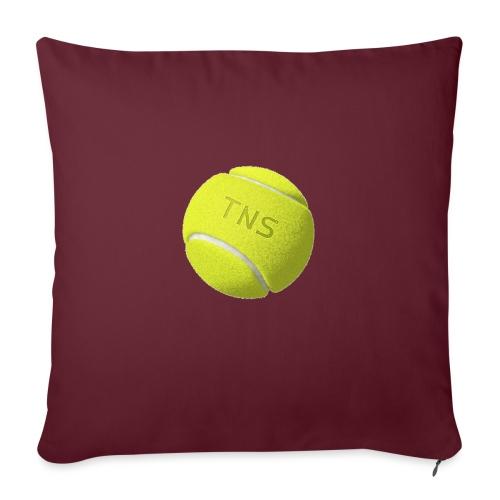 Tenis - Funda de cojín, 45 x 45 cm