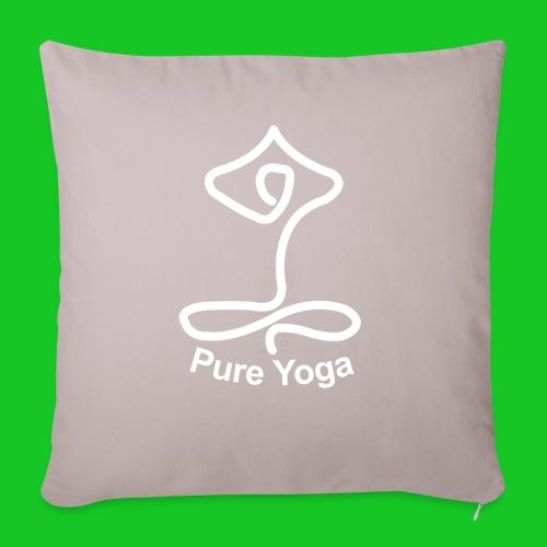 Pure Yoga - Sierkussenhoes, 45 x 45 cm
