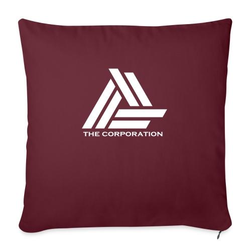 wit metnaam keertwee png - Sofa pillowcase 17,3'' x 17,3'' (45 x 45 cm)