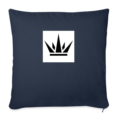 King T-Shirt 2017 - Sofa pillowcase 17,3'' x 17,3'' (45 x 45 cm)