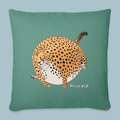 Rollin'Wild - Cheetah - Sofa pillowcase 17,3'' x 17,3'' (45 x 45 cm)