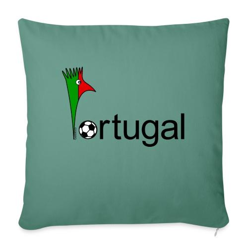 Galoloco Portugal 1 - Housse de coussin décorative 45x 45cm