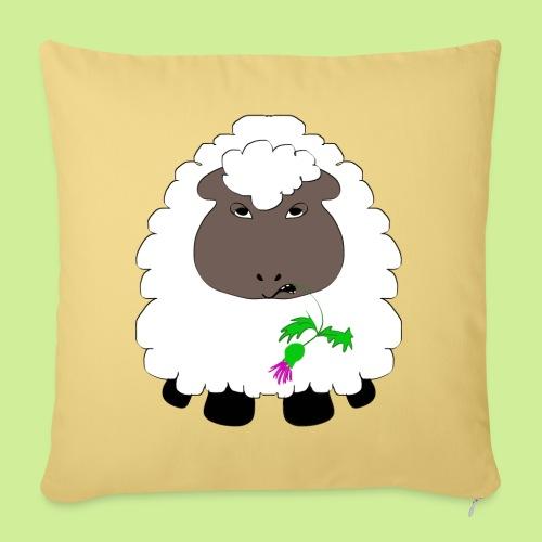 Sheep - Sofa pillowcase 17,3'' x 17,3'' (45 x 45 cm)