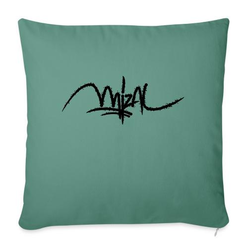 MizAl 2K18 - Housse de coussin décorative 45x 45cm