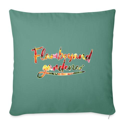Flamboyand Gardener - Sohvatyynyn päällinen 45 x 45 cm