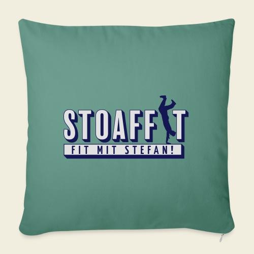 STOAFFIT - Fit mit Stefan - Sofakissenbezug 44 x 44 cm