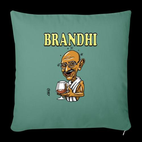 Brandhi - Sofa pillowcase 17,3'' x 17,3'' (45 x 45 cm)