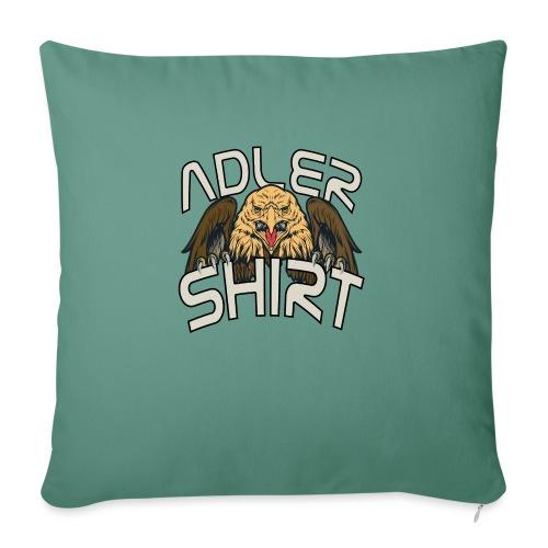 ADLERSHIRT mit Adler - ich bin ein ADLER - Sofakissenbezug 44 x 44 cm