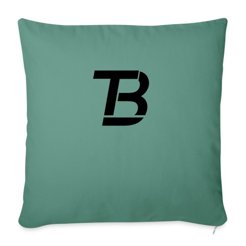 brtblack - Sofa pillowcase 17,3'' x 17,3'' (45 x 45 cm)