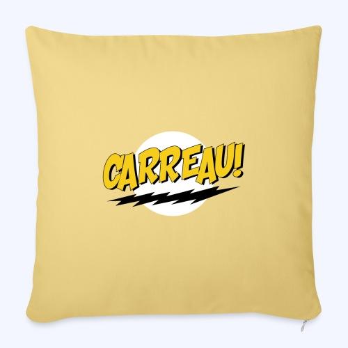 Carreau! - Sierkussenhoes, 45 x 45 cm