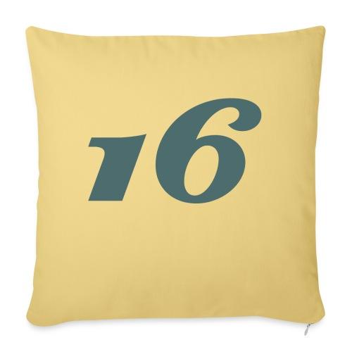 16 - Sofa pillowcase 17,3'' x 17,3'' (45 x 45 cm)