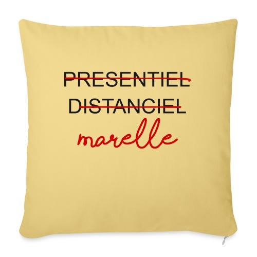 DISTANCIEL MARELLE BIG - Housse de coussin décorative 45x 45cm