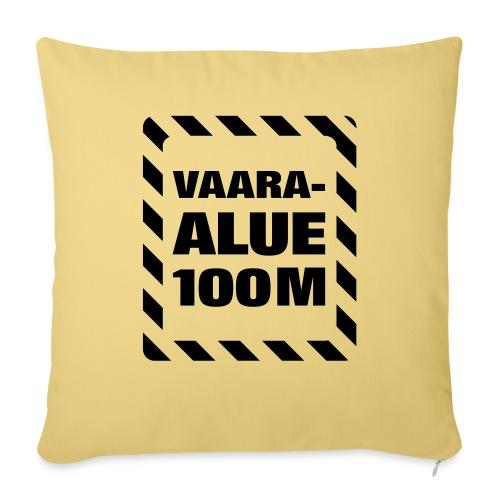 Vaara - Sohvatyynyn päällinen 45 x 45 cm