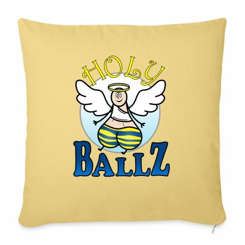 Holy Ballz Charlie - Sofa pillowcase 17,3'' x 17,3'' (45 x 45 cm)