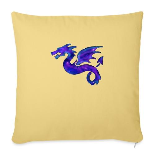 Drago - Copricuscino per divano, 45 x 45 cm