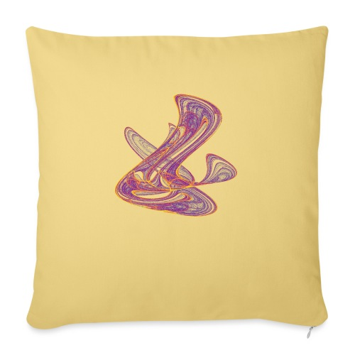 Why is the weather so inaccurate: capricious designs - Sofa pillowcase 17,3'' x 17,3'' (45 x 45 cm)