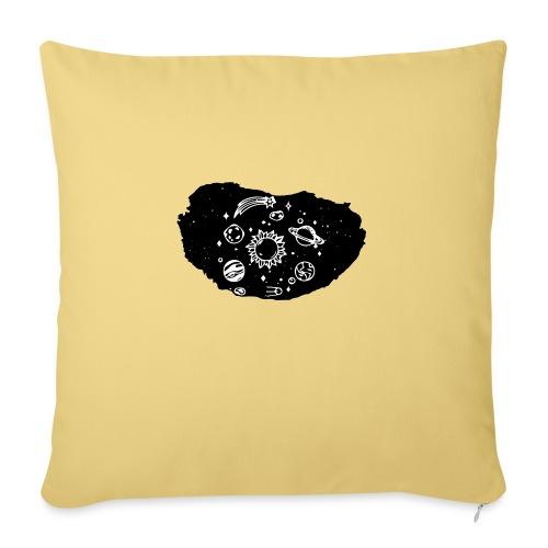 Lo strappo - Copricuscino per divano, 45 x 45 cm