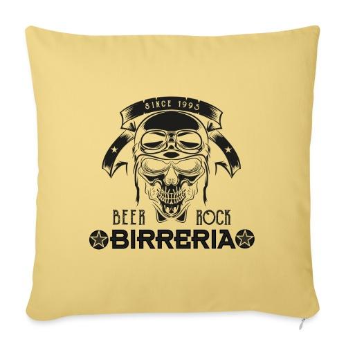 Classic Birreria Rock Skull - Sofakissenbezug 44 x 44 cm