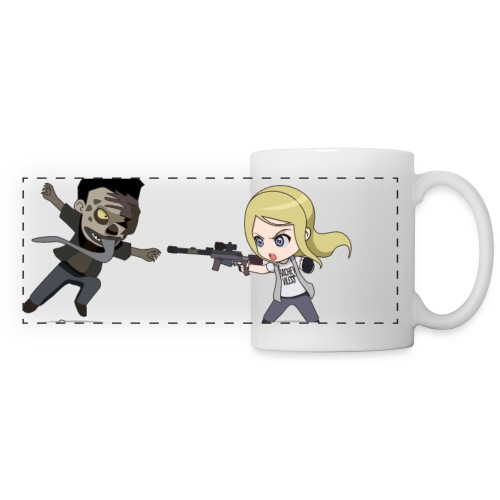 rachey viless l4d2 - Panoramic Mug