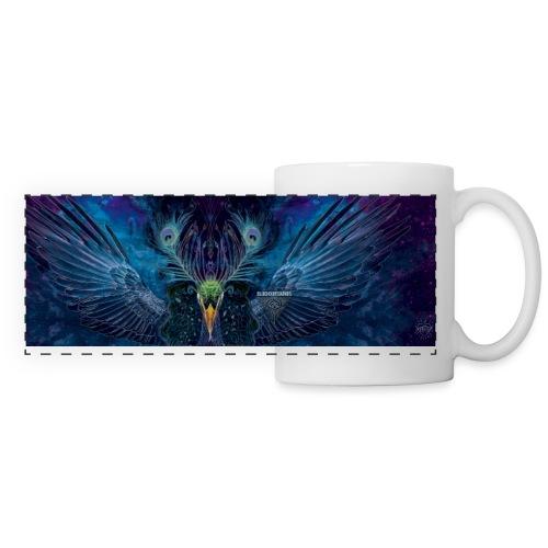 Cauda Pavonis jpg - Panoramic Mug