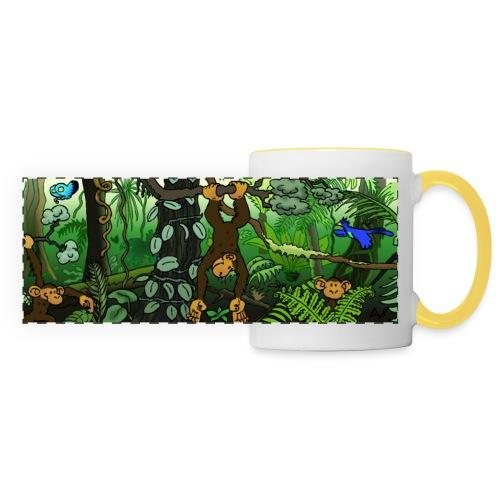 Go Jungle! - Panoramic Mug
