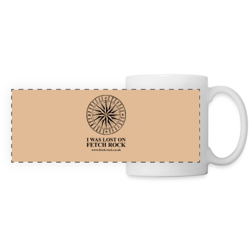 Fetch Rock Mug - Panoramic Mug
