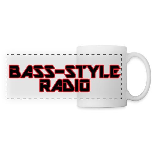 Logo BST0 png - Mug panoramique contrasté et blanc