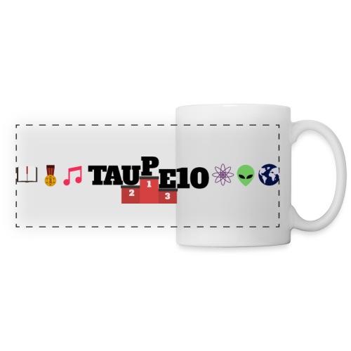 Banniere_vide_sans_trait - Mug panoramique contrasté et blanc