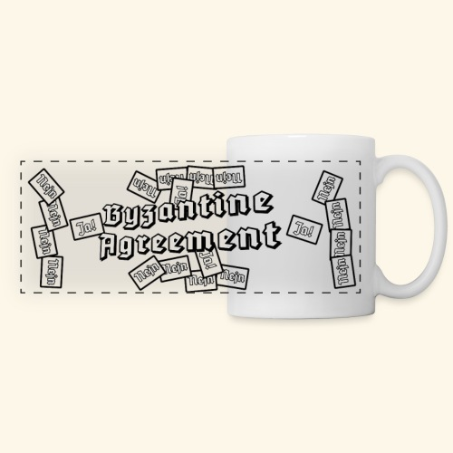 Byzantine Agreement - Panoramic Mug