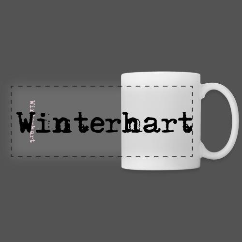 Winterhart - Panoramatasse