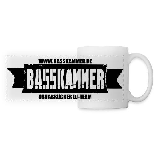 Basskammer Transparent Te - Panoramatasse