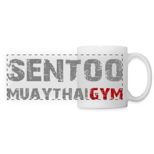 logo fonds vide 2 png - Mug panoramique contrasté et blanc