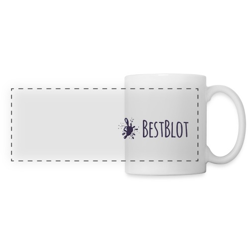 BestBlot logo (medium) - Panoramic Mug