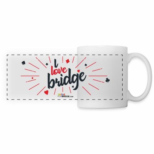 mug - Mug panoramique contrasté et blanc