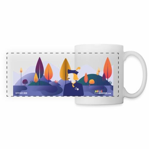 September Funbridge Collector's Mug - Panoramic Mug