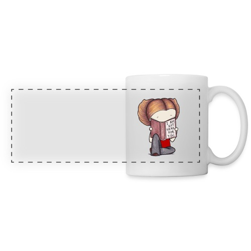 ReadingPrint png - Panoramic Mug