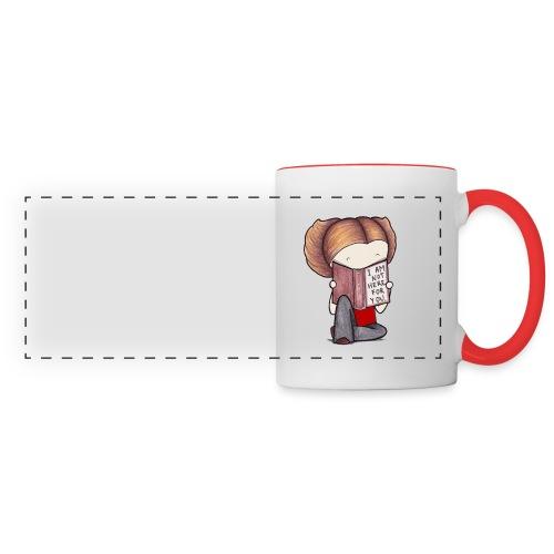 ReadingPrint png - Panoramic Mug