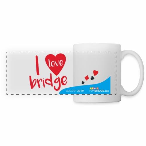 August Funbridge Collector's Mug - Panoramic Mug