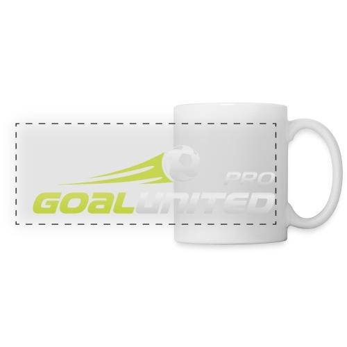 Wasserflasche - goalunited Pro - Panoramatasse
